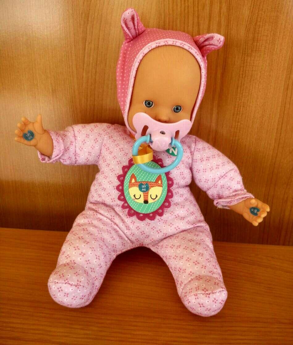 Imagen Nenuco bebé NUEVO(5funciones)