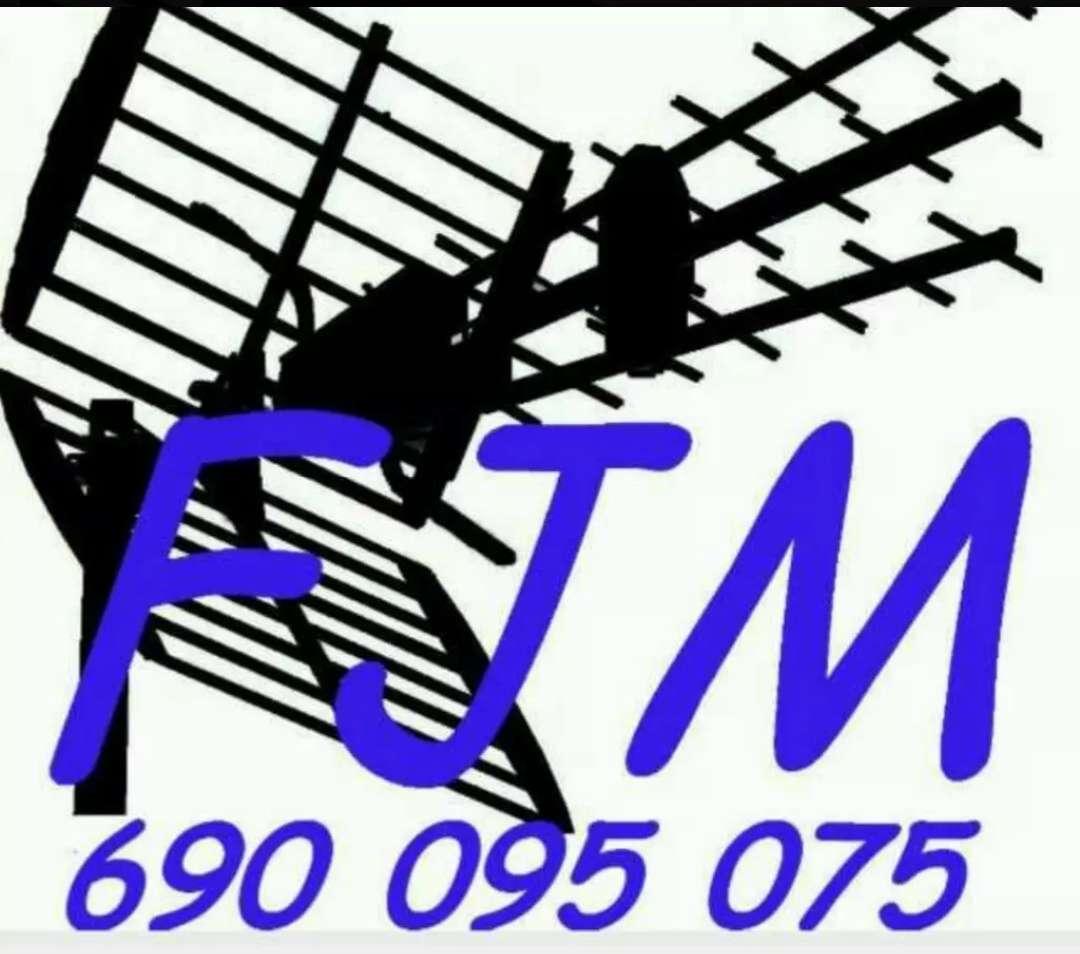 Imagen Reparación de antenas