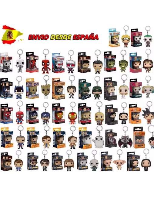 Imagen Llaveros FUNKO POP