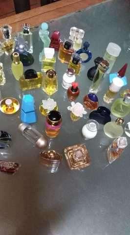 Imagen miniaturas de perfume