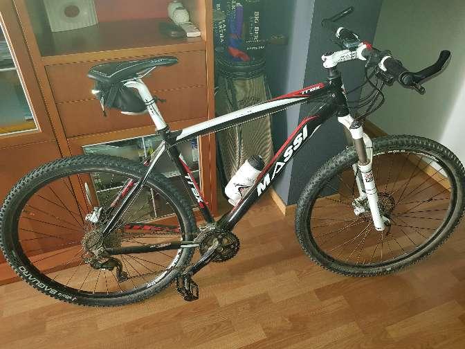 Imagen bicicleta de montaña massi