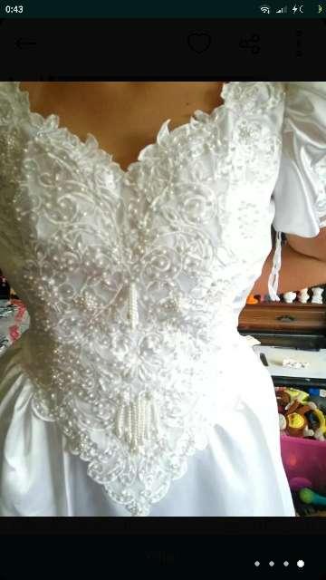 Imagen producto Vestido novia 44 2