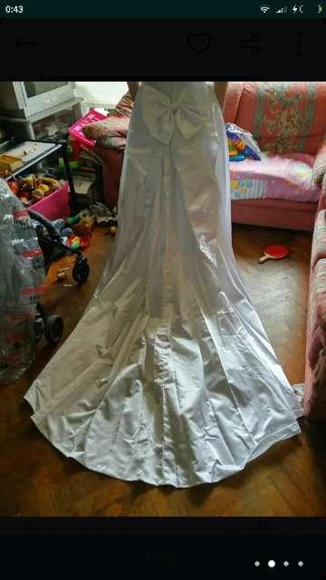Imagen producto Vestido novia 44 3