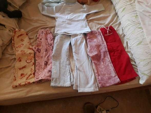 Imagen producto Pantalones largos de 1 y 2 años y camiseta de manga larga ( leer el anuncio ) 2