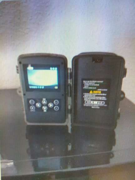 Imagen producto Cámara de caza inflarojos 16MP 1080P-20metr. 2