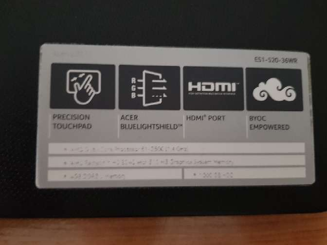 Imagen producto Vendo portatil  2