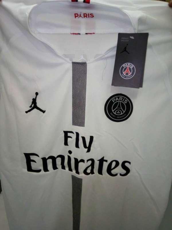 Imagen Camisetas París S. G Jordán 2019