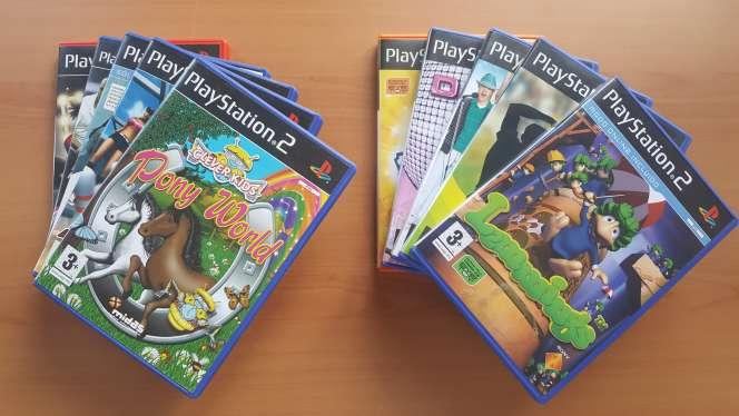 Imagen producto PlayStation2 + accesorios 5