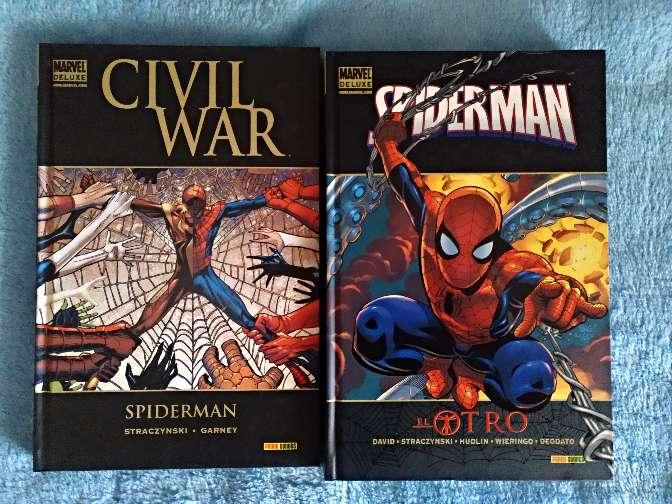 Imagen Spiderman - Marvel Deluxe