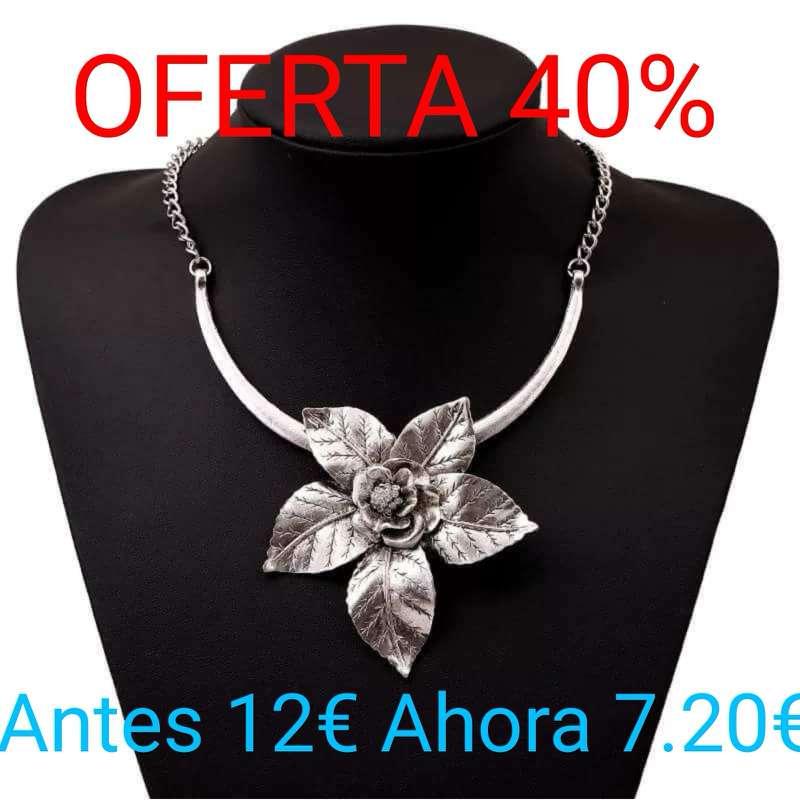 Imagen Collar Maxi Flor