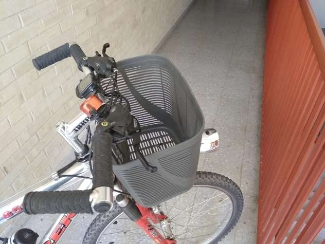 Imagen producto Vendo Montanbike con cesta. 3