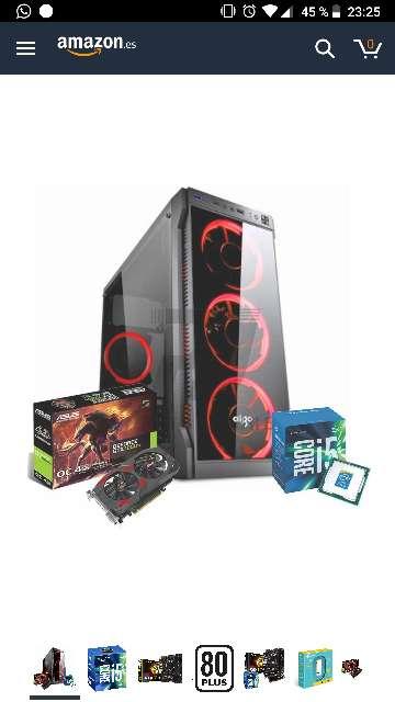 Imagen producto PC Desktop Gaming completo 7