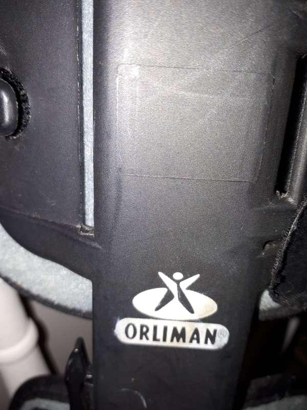 Imagen producto Ferula articulada para rodilla marca orliman ajustable 2