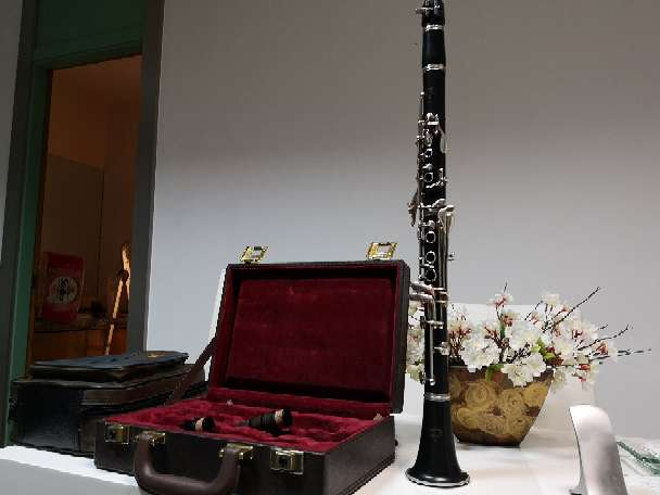 Imagen producto Clarinete Buffet si b 3