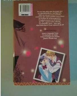 Imagen Libro Manga exclusivo.