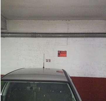 Imagen Alquilo plaza de garage en alicante calle lira 8.