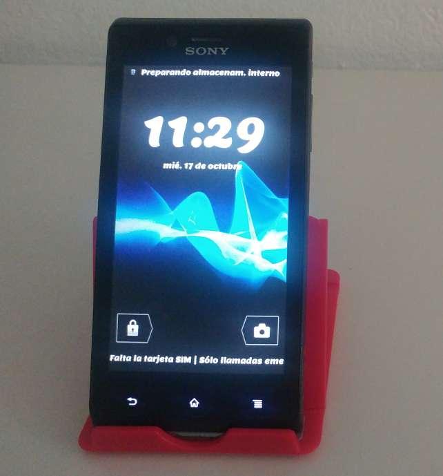 Imagen Sony Xperia J (st26i)
