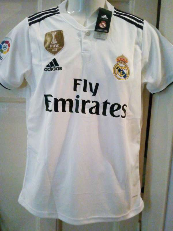 Imagen producto Real Madrid camisetas temporada 2019  3