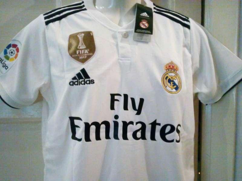 Imagen Real Madrid camisetas temporada 2019