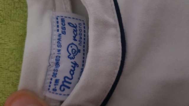 Imagen producto Ropa bebe nueva una puesta mayoral 4