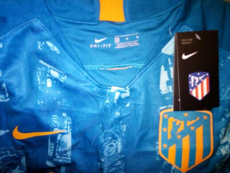 Imagen producto 2019 camisetas Atlético de Madrid 3 equipacion  3