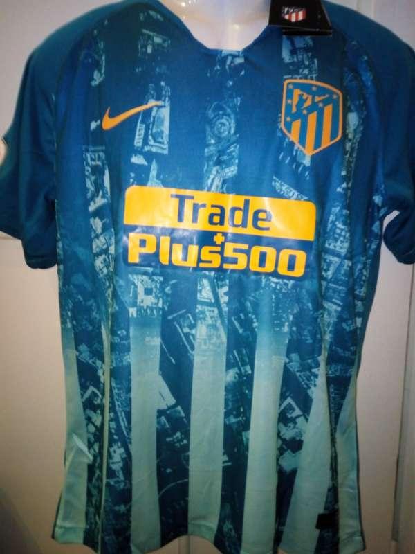 Imagen 2019 camisetas Atlético de Madrid 3 equipacion