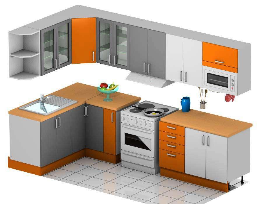 Imagen Instalación de cocinas carpintero