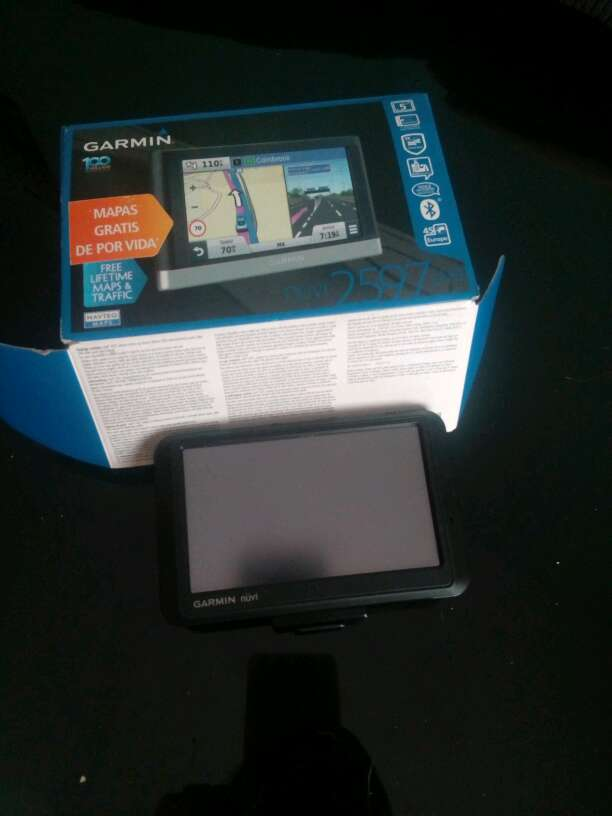 Imagen GPS marca garmin