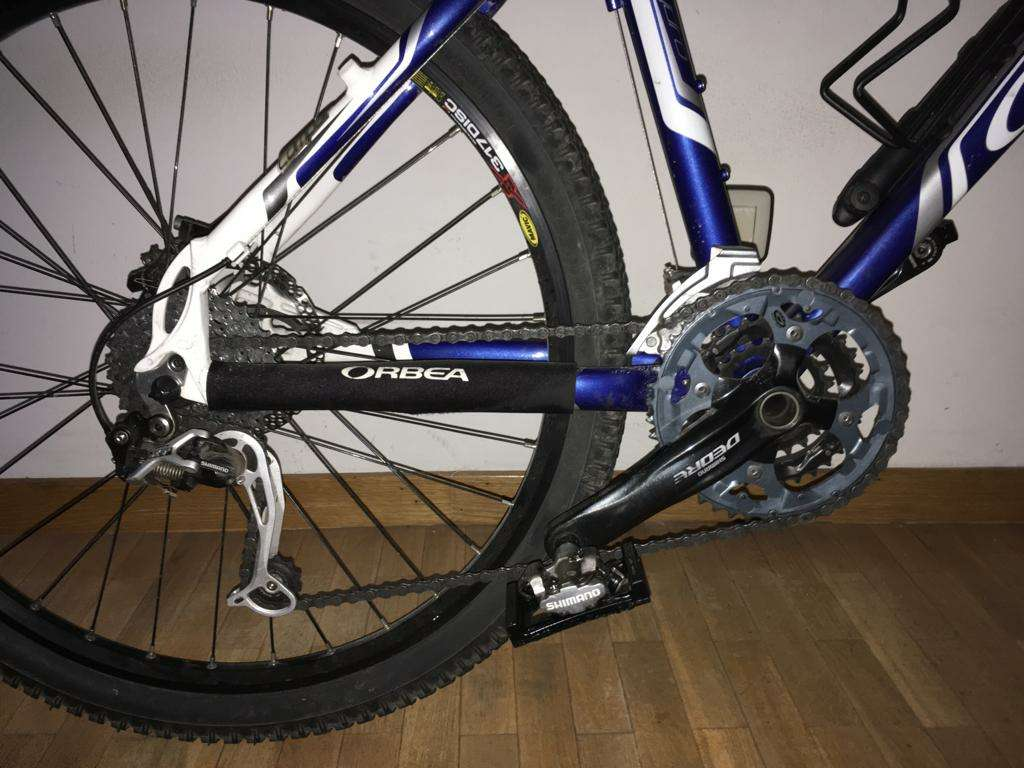 Imagen producto Bicicleta Orbea Compair 7