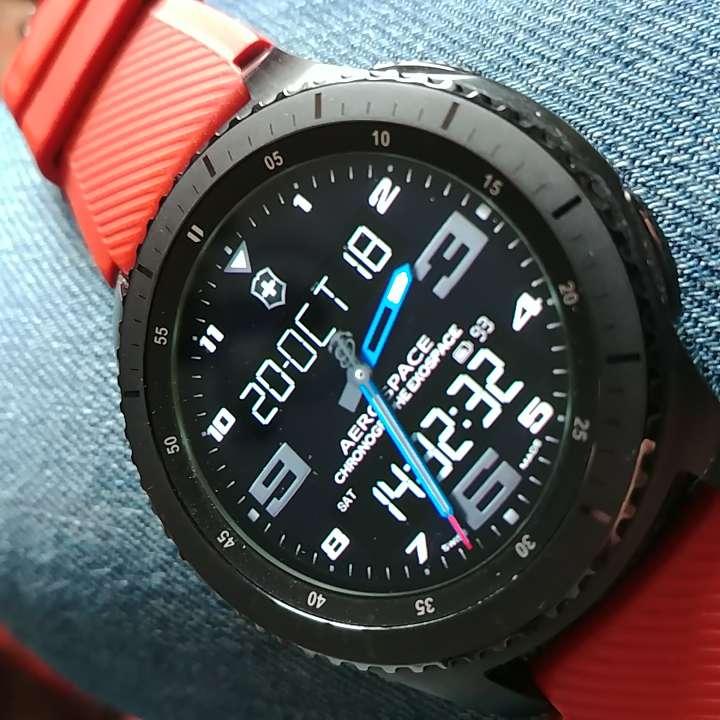 Imagen producto Samsung Galaxy Gear s3 frontier 2