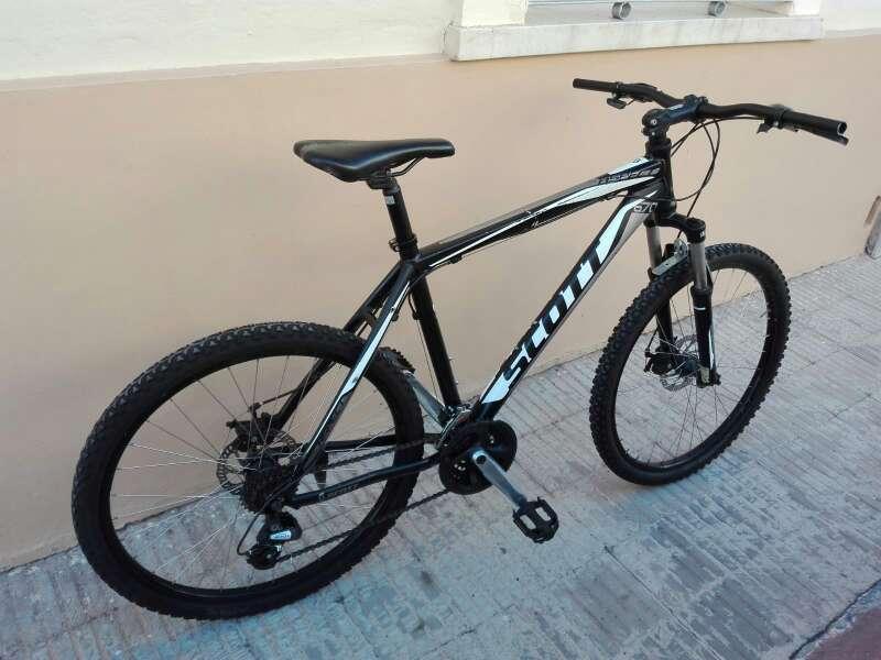 Imagen producto Bicicleta de montaña Scott hero 2