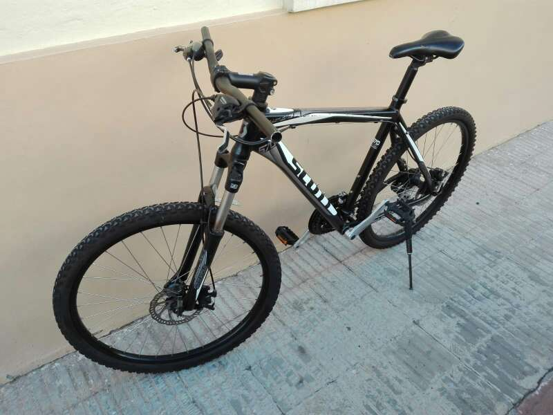 Imagen Bicicleta de montaña Scott hero