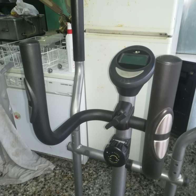 Imagen producto Bicicleta elíptica 3