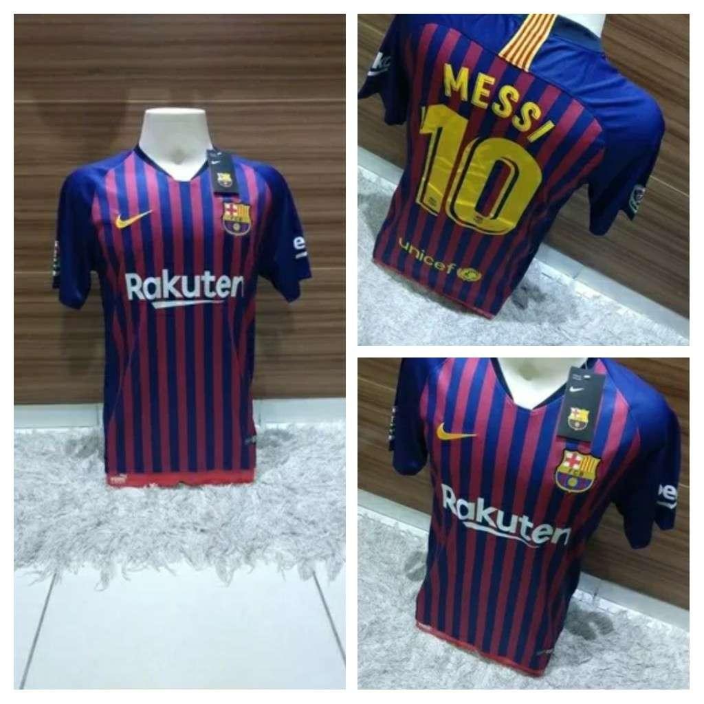 Imagen producto Camisetas  temporada 2019 Barcelona  4