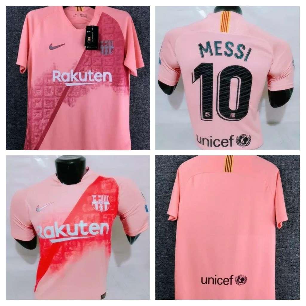 Imagen producto Barcelona tercera equipacion 2019 camisetas  3
