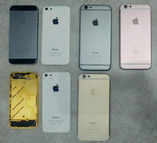 Imagen Despieces Iphone,Samsung,Lg...