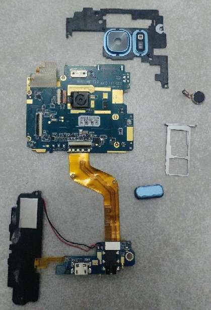 Imagen Despiece C.L.O.N Samsung S7 Edge