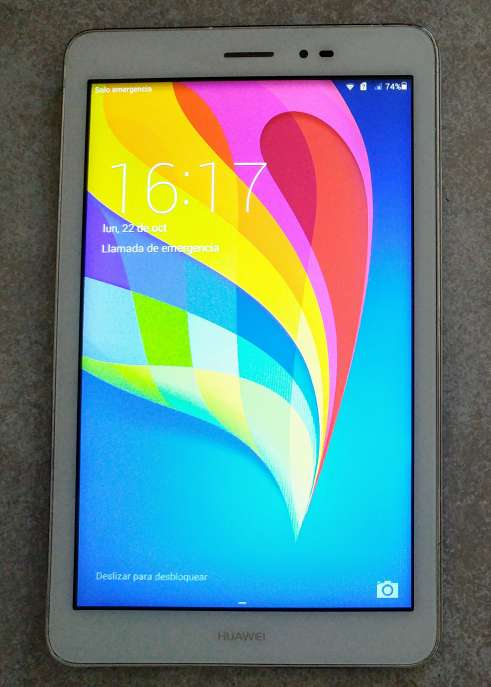 Imagen Phablet Huawei MediaPad T1 8 PRO