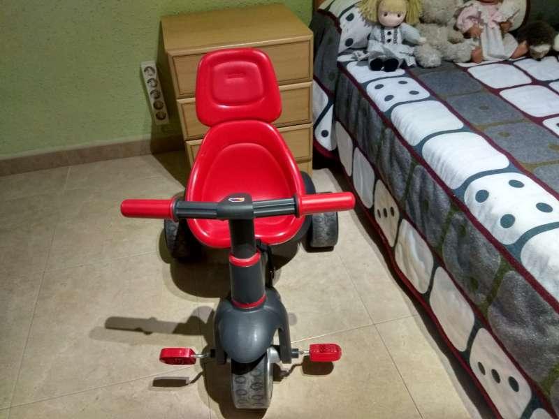 Imagen Bicicleta triciclo