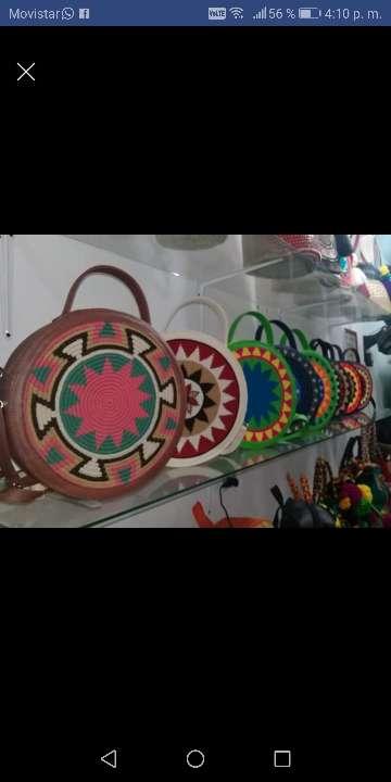 Imagen Artesanías wayuu 100% Guajira