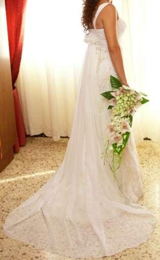 Imagen vestido novia único