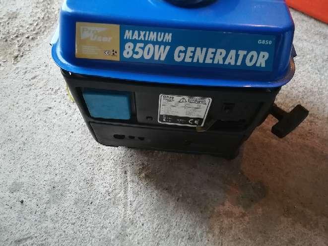 Imagen producto 2 generadores 1 cargador batería 2