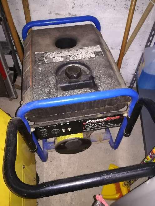 Imagen 2 generadores 1 cargador batería