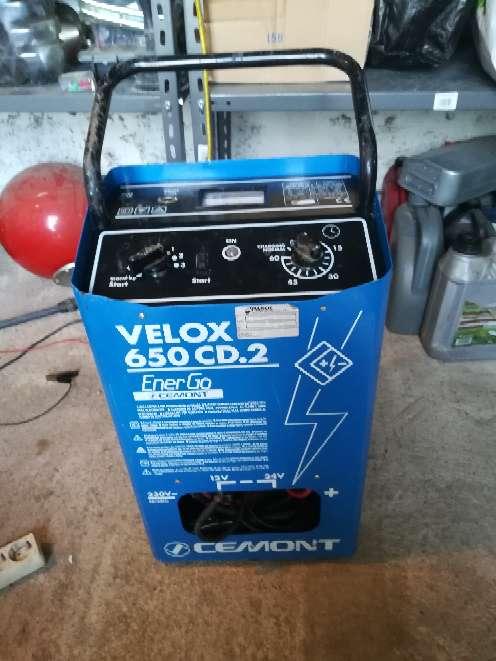 Imagen producto 2 generadores 1 cargador batería 3