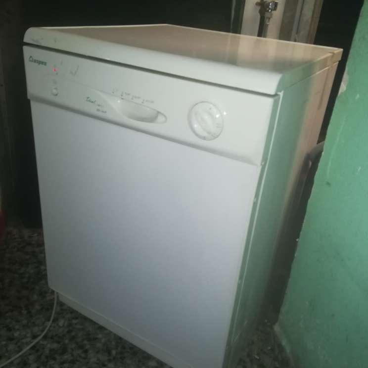 Imagen lavavajillas Aspes Aspes