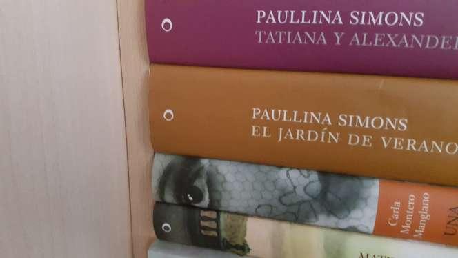 Imagen Libros y Novelas