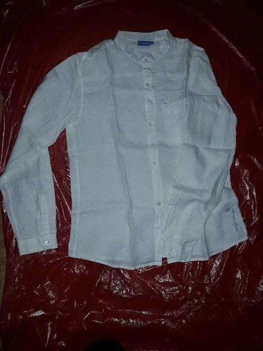 Imagen camisa Adolfo Domínguez t 12