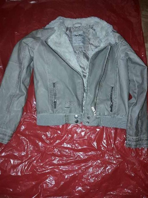 Imagen chaqueta Pepe jeans talla 14