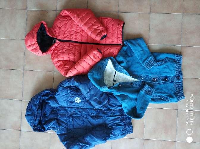 Imagen abrigo niño T 10