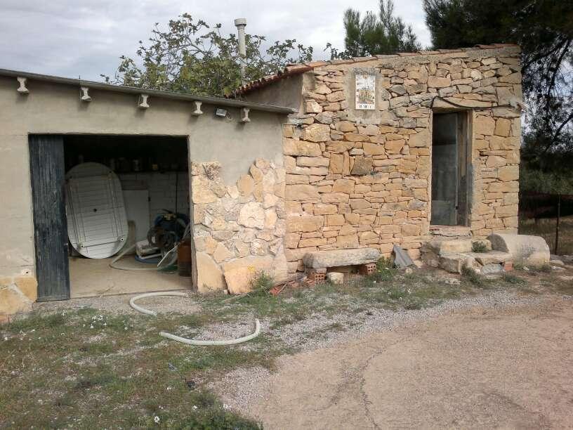 Imagen producto Casa con terreno rústico en L'albi, Llerida 4